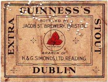 Guinness Jacob St Bristol 1942