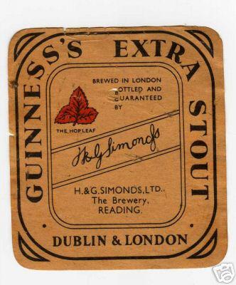 Guinness square London