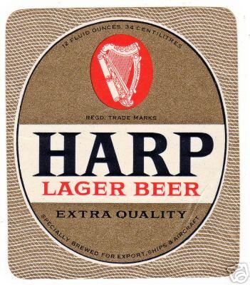 Harp export