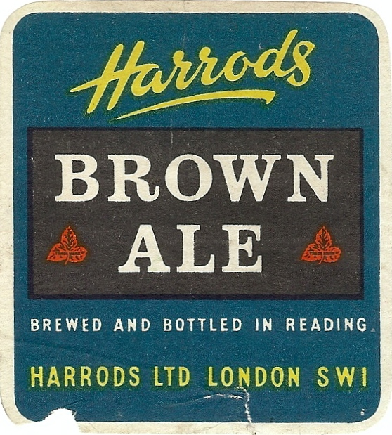 Harrods 1 Brown Ale