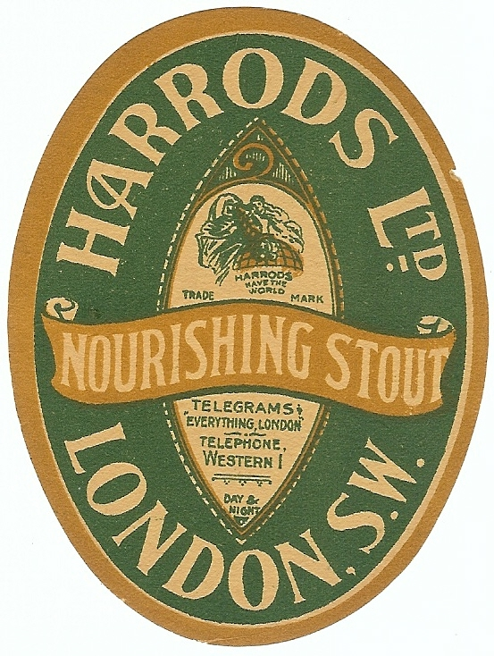 Harrods 5 Nourishing Stout