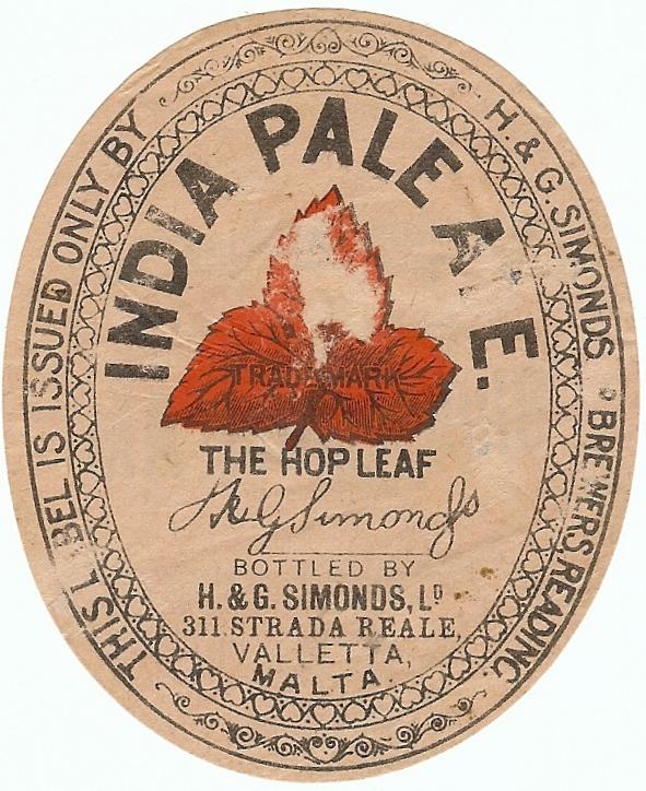 IPA 2 Malta 1930's