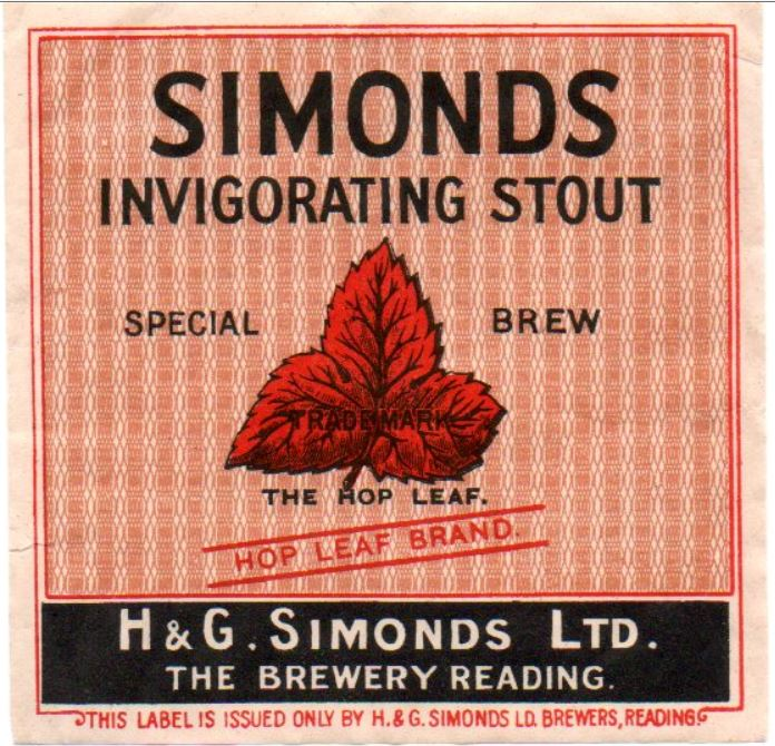 Simonds label