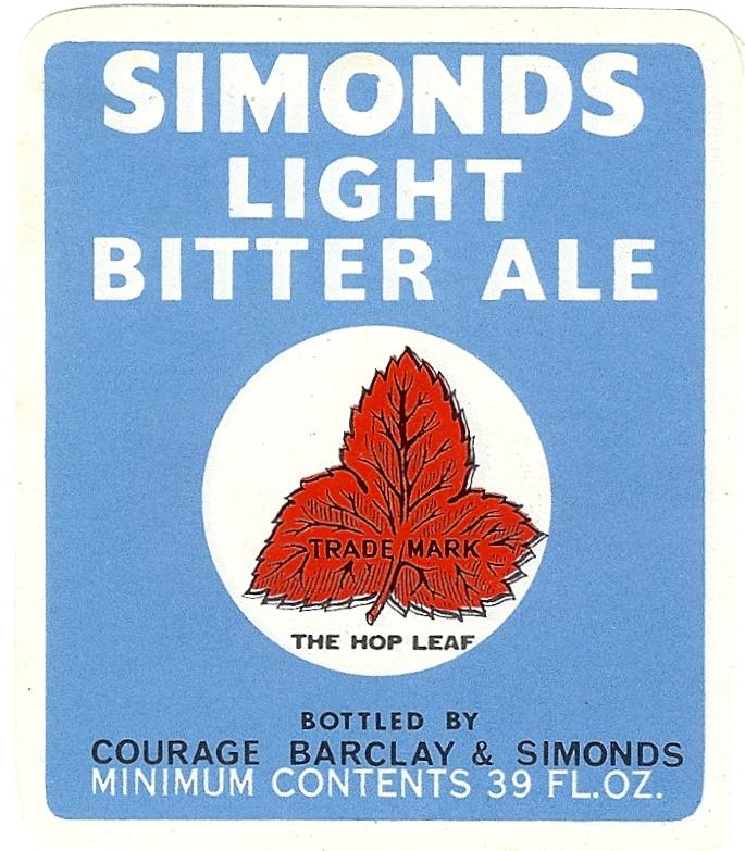 Light Bitter Ale 39 floz