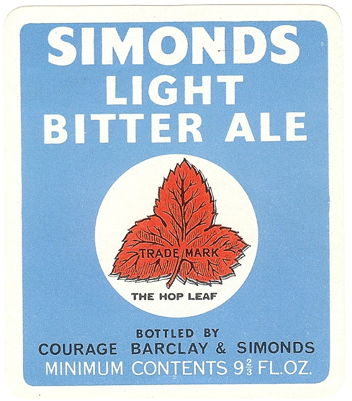 Light Bitter Ale 9 floz