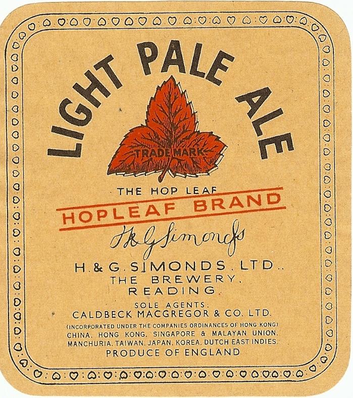 Light Pale Ale 5 Caldbeck Macgregor