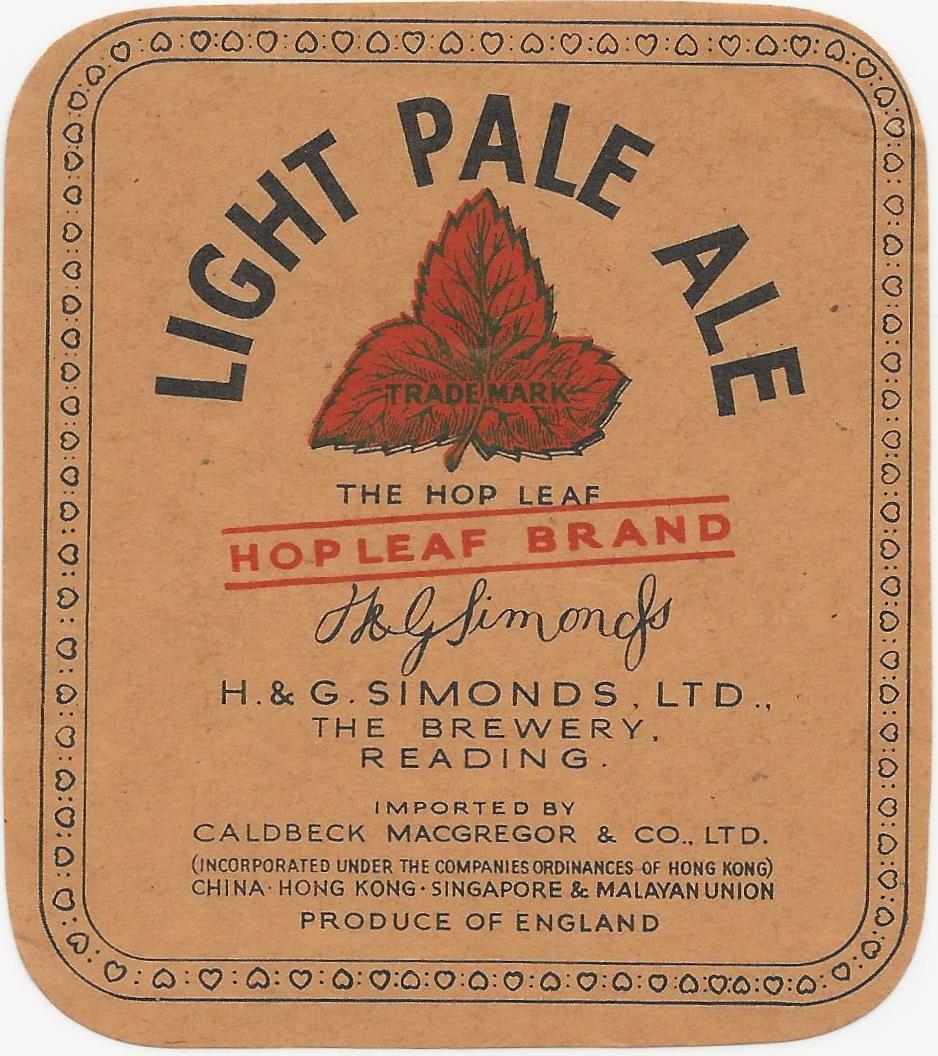 Light Pale Ale 5a Caldbeck MacGregor [large]