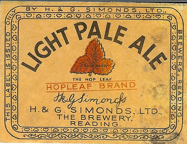 Light Pale Ale 6 wartime