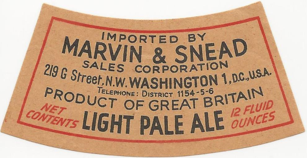Light Pale Ale 7a neck USA