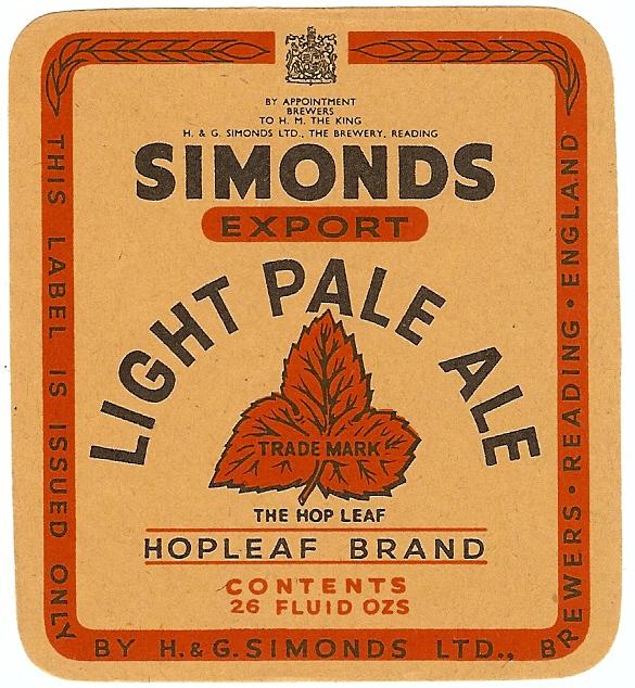 Light Pale Ale 8 26oz