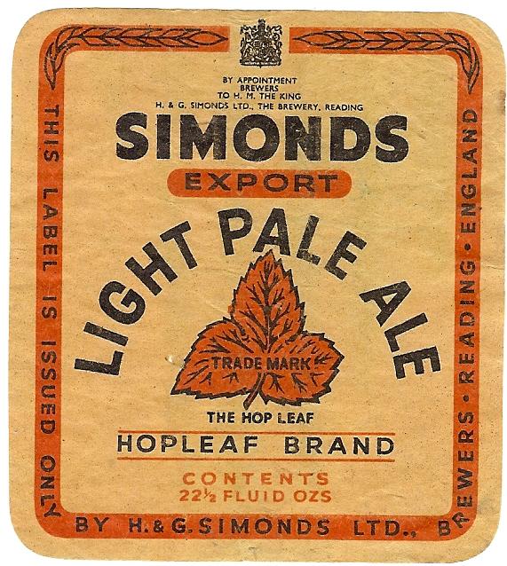 Light Pale Ale 8b 22oz