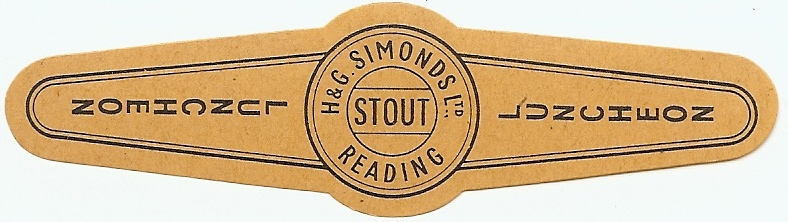 Luncheon Stout 10 Top Seal