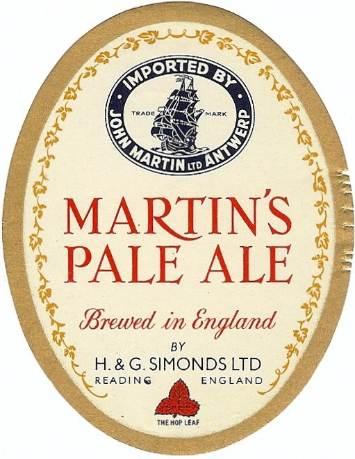 Martins Pale Ale 2 plain