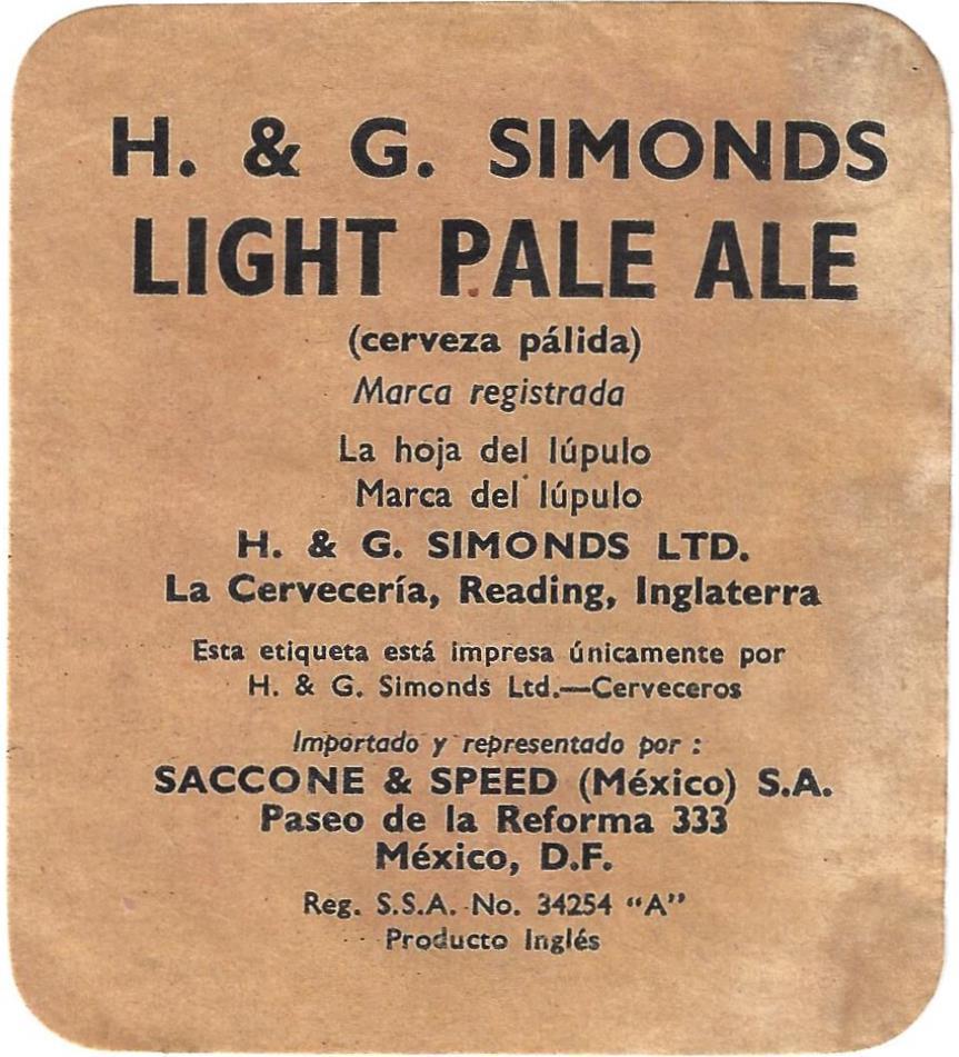 Mexico Light Pale Ale