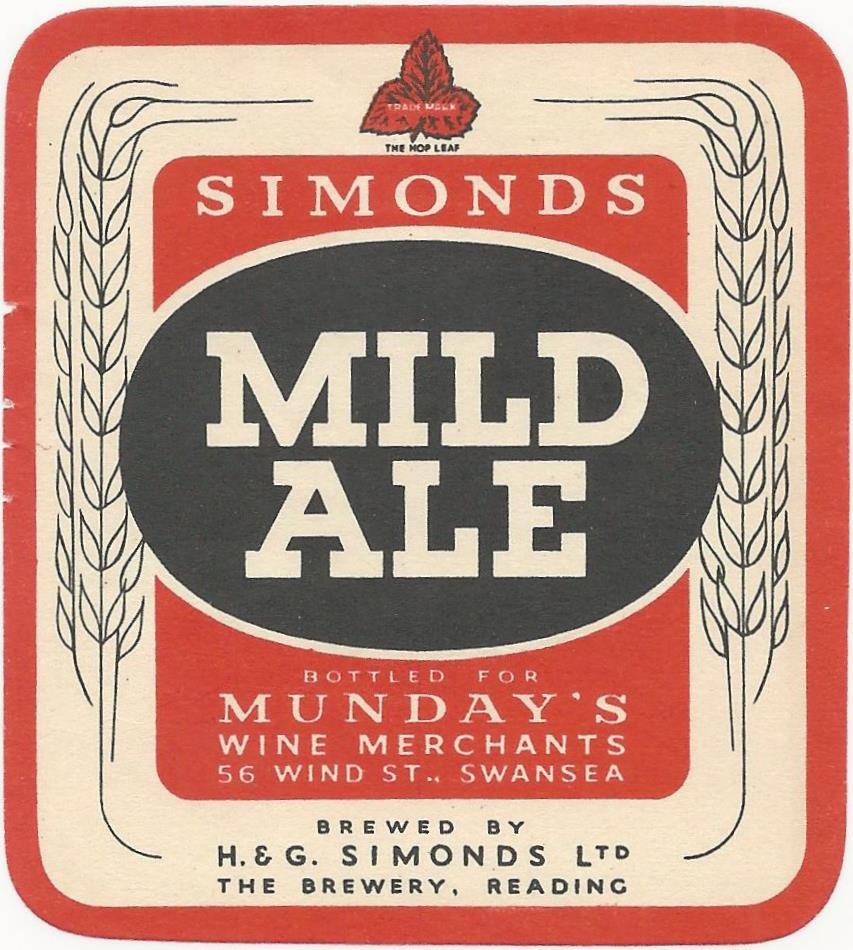 Mild Ale 1 Mundays