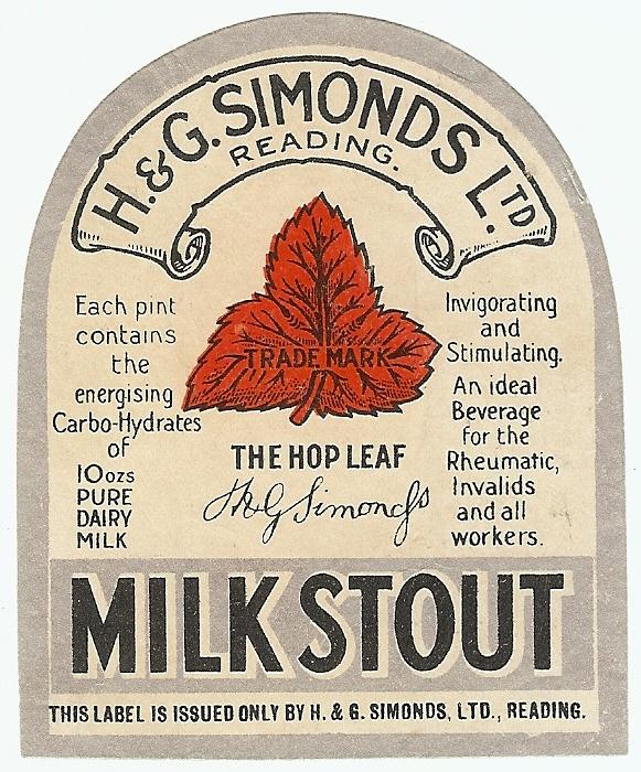 Milk Stout 01 1930