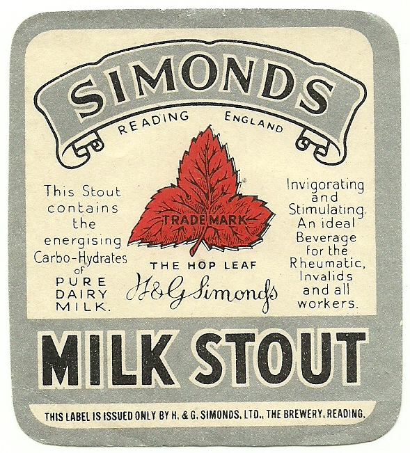 Milk Stout 02a