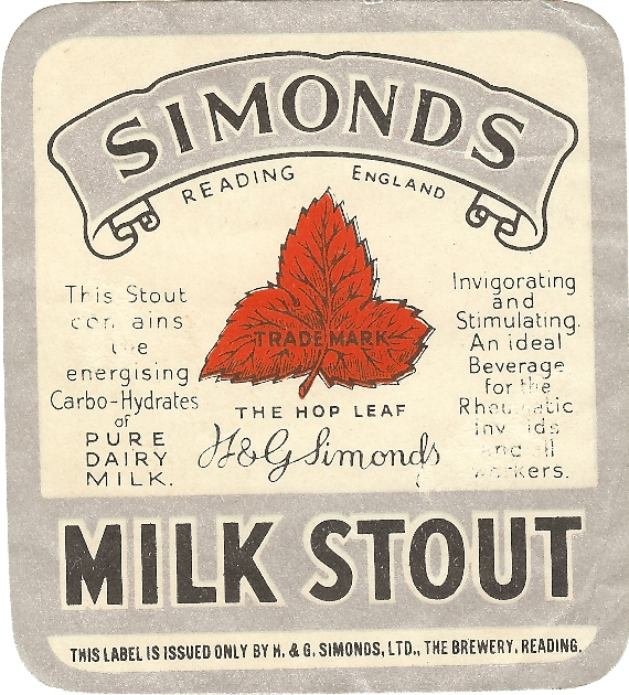 Milk Stout 02b