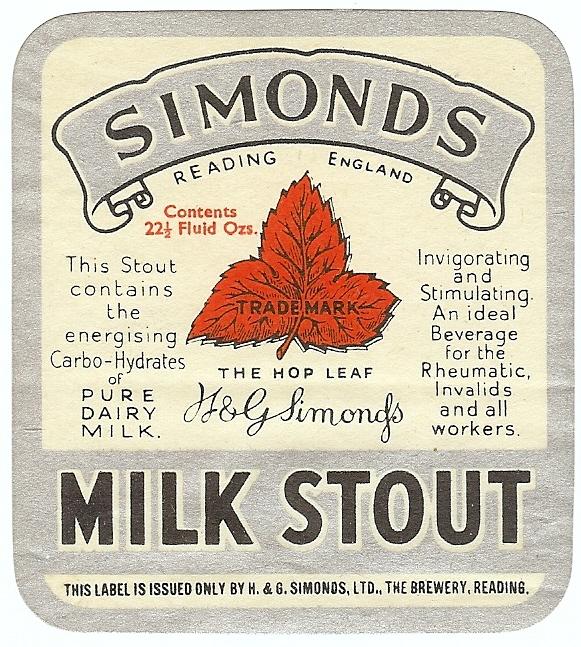 Milk Stout  03 22floz