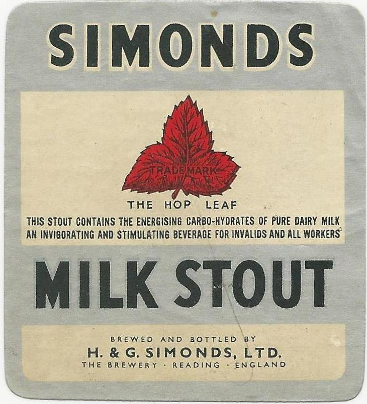 Milk Stout 11 small for Jamaica
