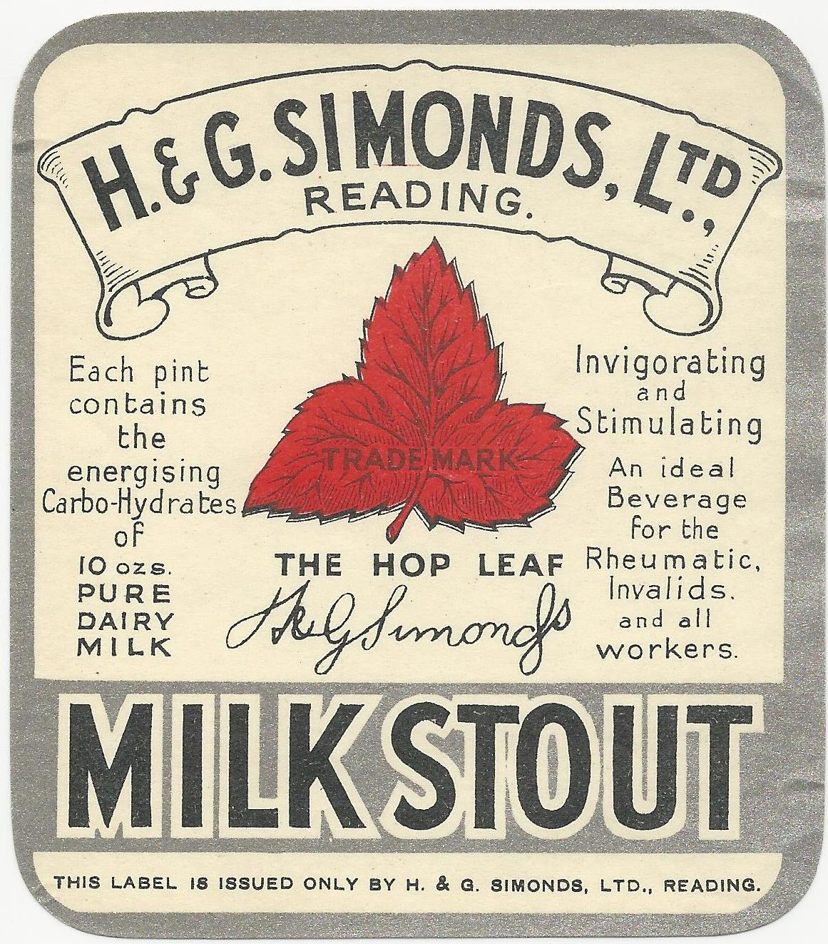 Milk Stout 12 large 109×97