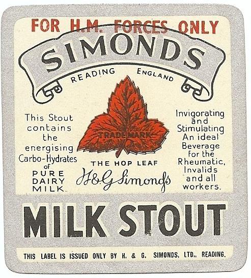 Milk Stout 4 HM Forces