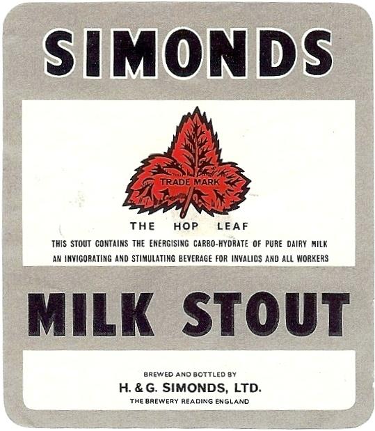 Milk Stout 6