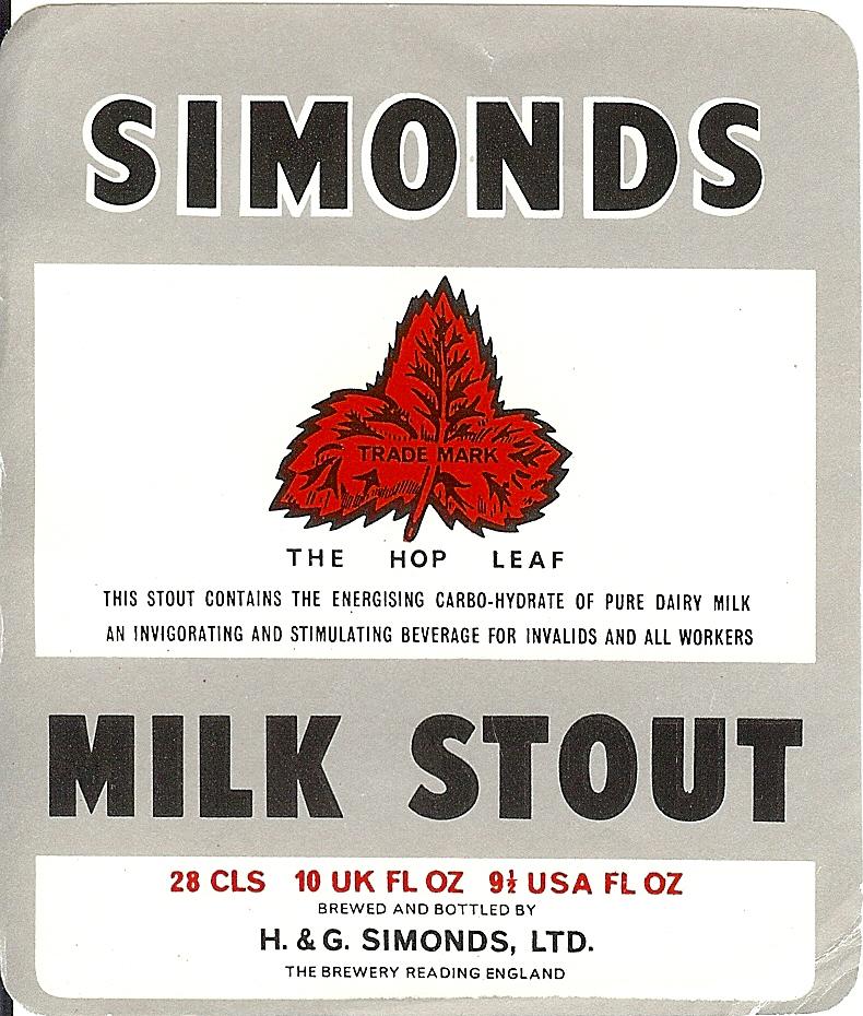 Milk Stout 8 28cls