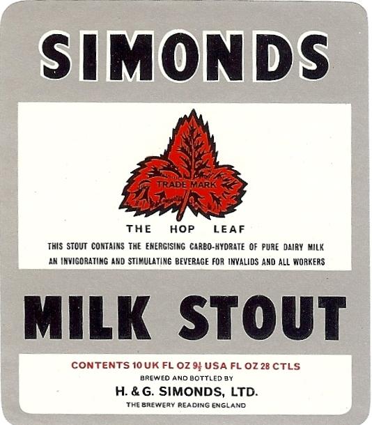Milk Stout 9 10oz