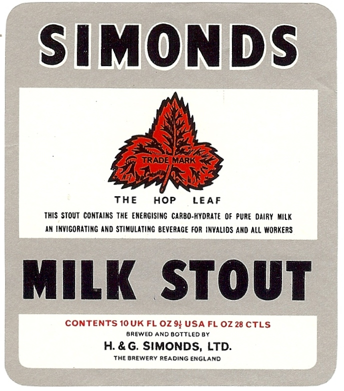 Milk Stout 9 28ctls