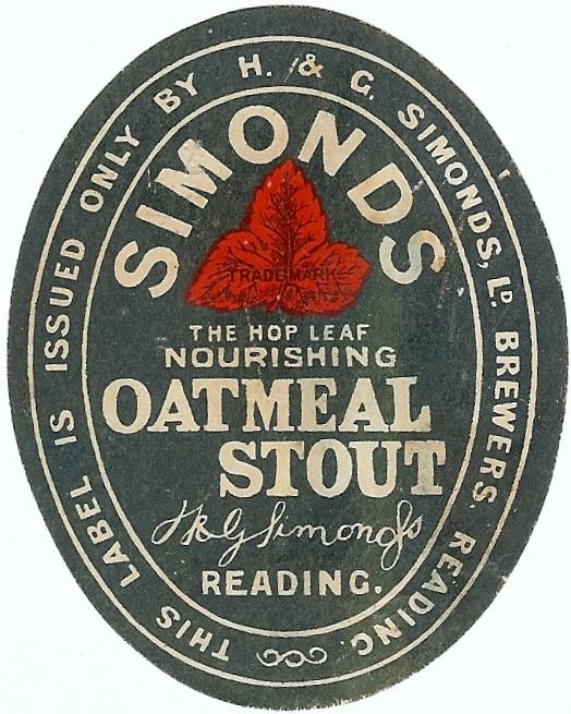 Oatmeal Stout 1 1930's