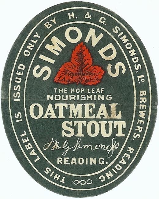 Oatmeal Stout 2 1930's