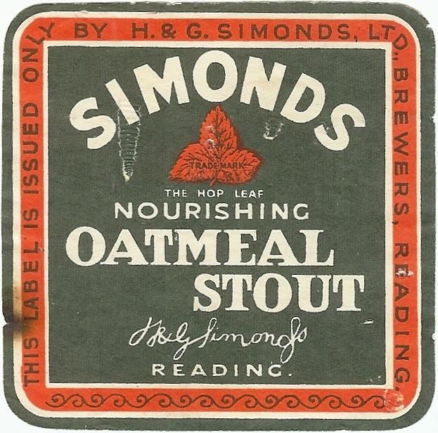 Oatmeal Stout 3