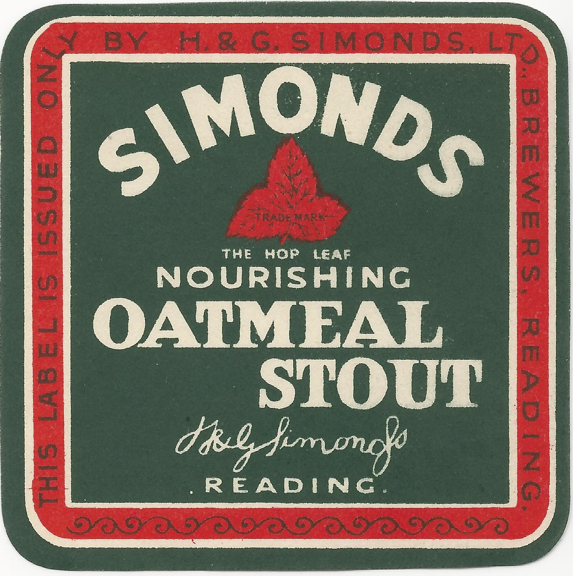 Oatmeal Stout 4