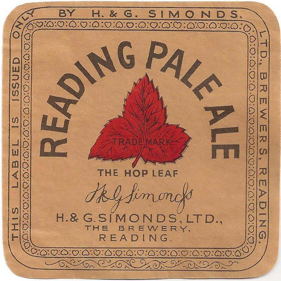 Reading Pale Ale 4