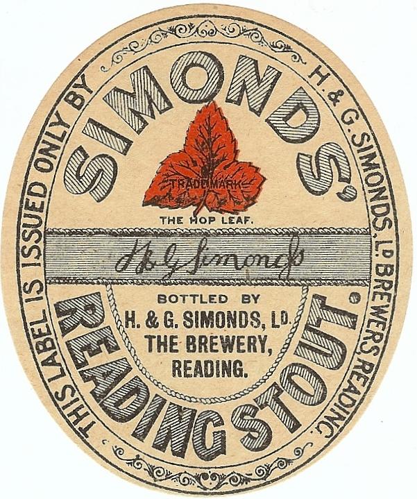 Reading Stout 1930's