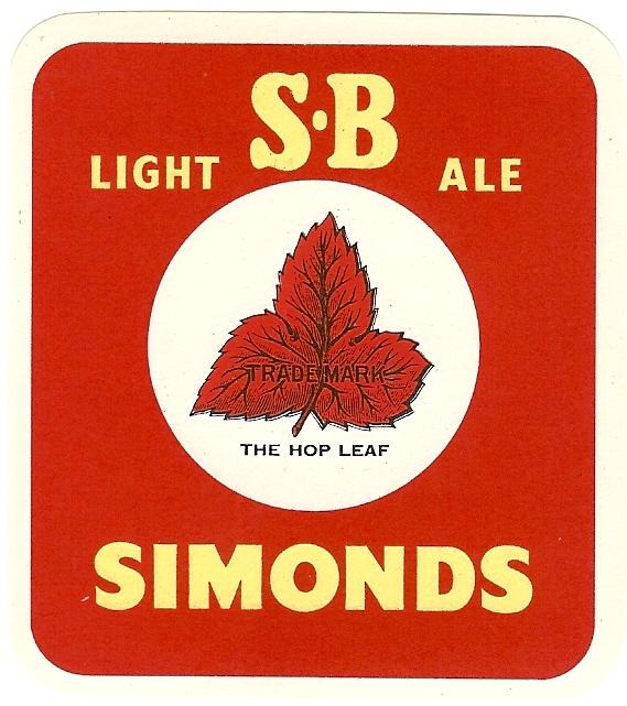 SB Light Ale 1 1959