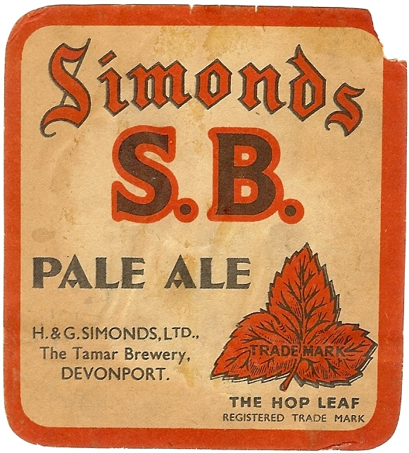 SB Pale Ale 2 Devonport