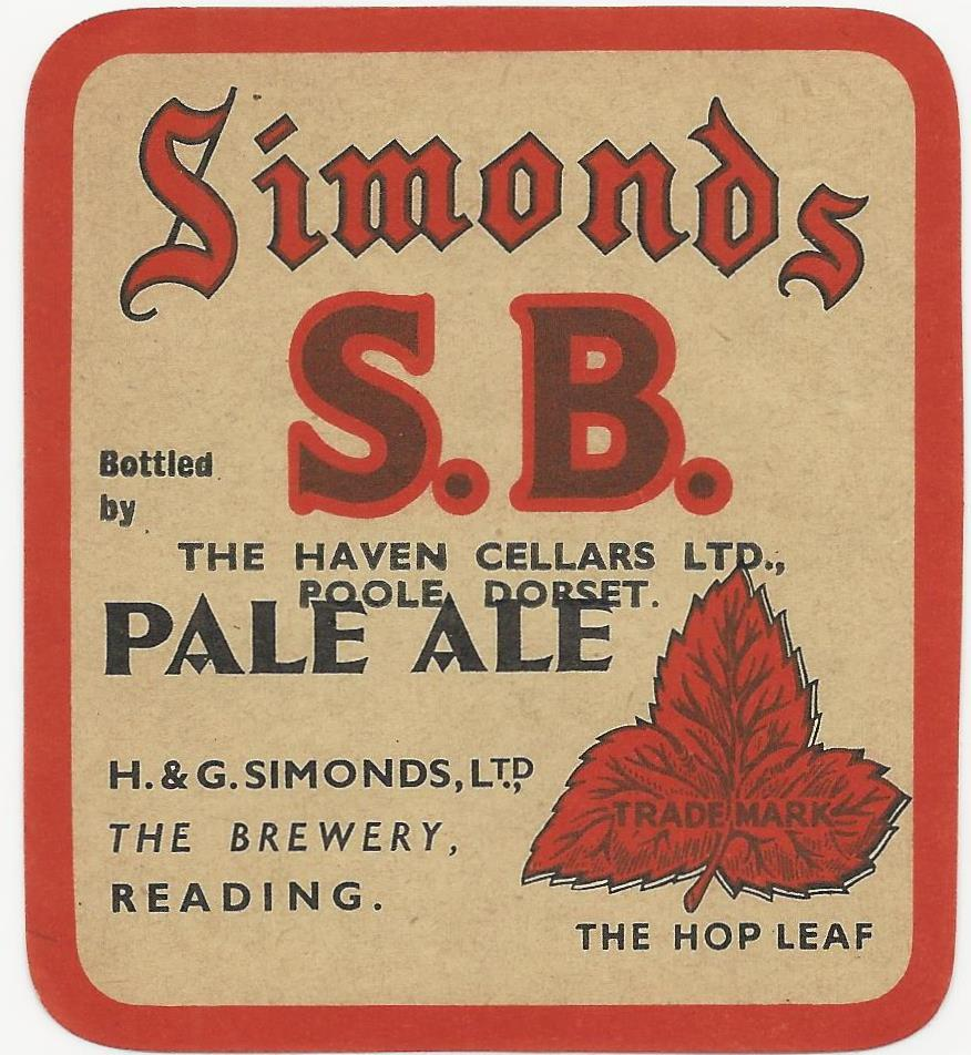 SB Pale Ale 4 Haven Cellars