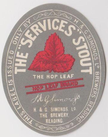 Services Stout 1930's