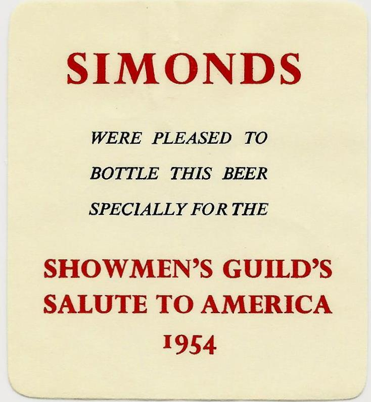Showman's Guild USA 1954