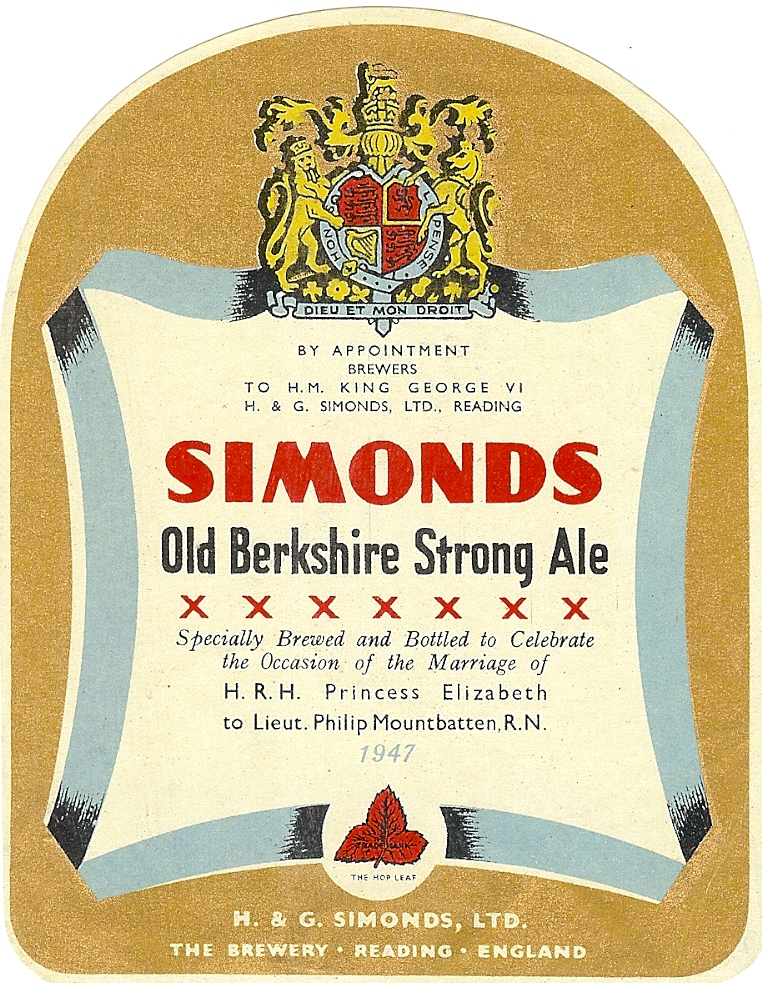 Strong Ale 10 1947