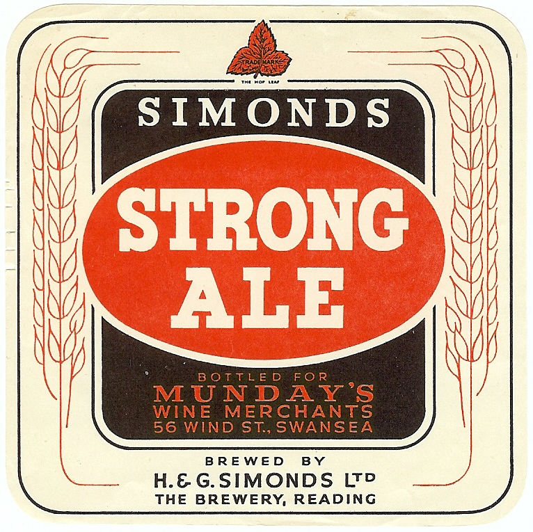 Strong Ale Mundays