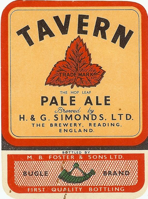 Tavern 03 Pale Ale Bugle