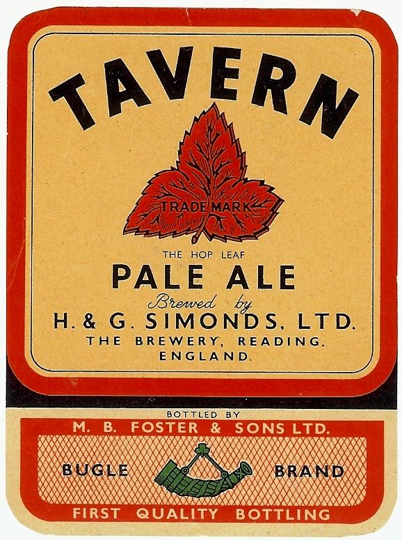 Tavern 04 Pale Ale Bugle lge