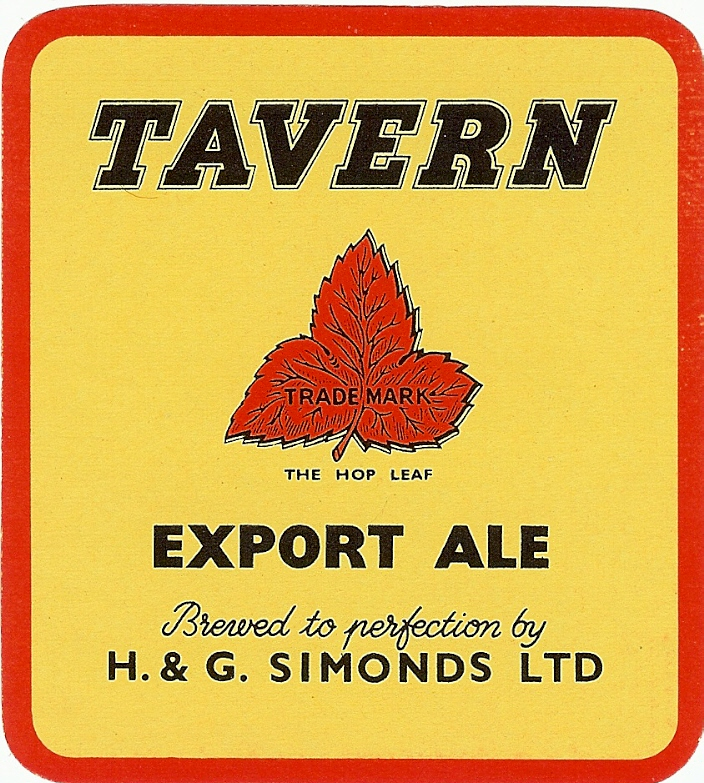 Tavern 07 Export yellow