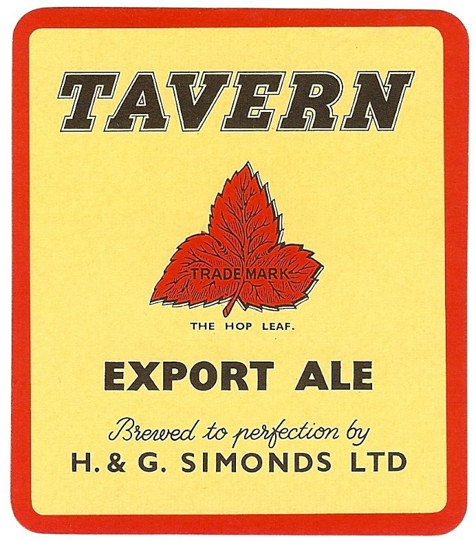 Tavern 08 Export yellow narrow