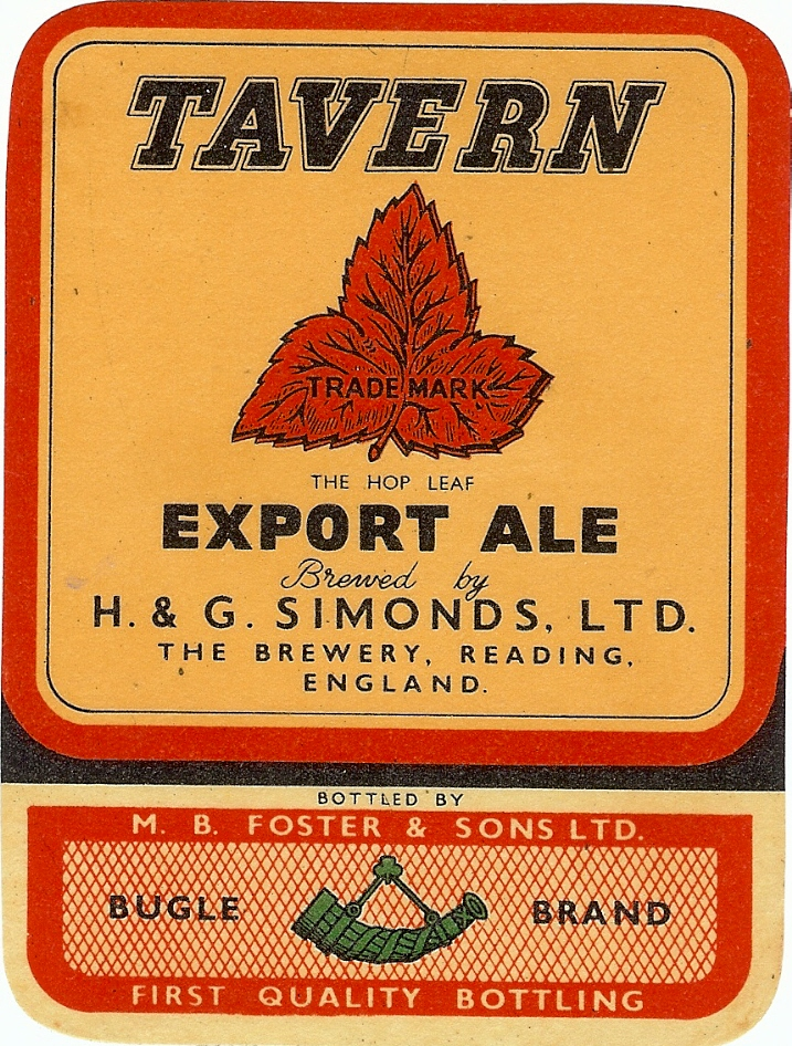 Tavern 11 Export Bugle