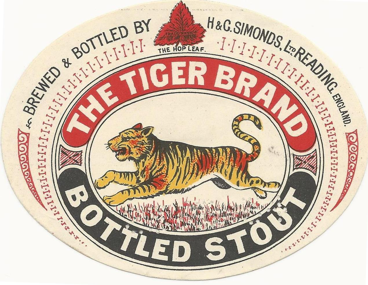 Tiger Brand Stout Reading