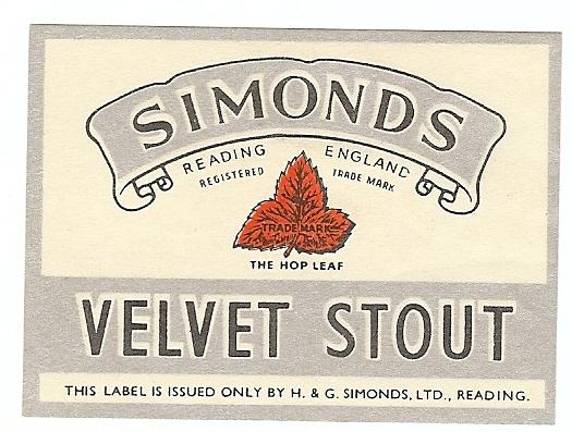 Velvet Stout 6 Wartime
